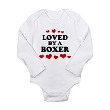 Unique Dogs Long Sleeve Infant Bodysuit