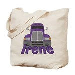 Trucker Irene Tote Bag