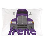 Trucker Irene Pillow Case