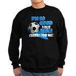 So Good - Soccer Sweatshirt (dark)