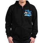 So Good - Soccer Zip Hoodie (dark)