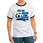 So Good - Soccer Ringer T