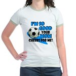 So Good - Soccer Jr. Ringer T-Shirt
