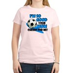 So Good - Soccer Women's Light T-Shirt