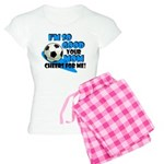 So Good - Soccer Women's Light Pajamas
