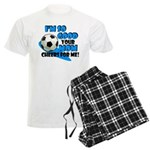 So Good - Soccer Men's Light Pajamas