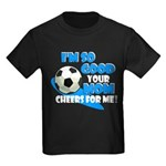 So Good - Soccer Kids Dark T-Shirt