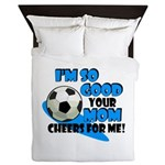 So Good - Soccer Queen Duvet