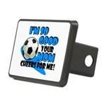 So Good - Soccer Rectangular Hitch Cover