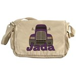Trucker Jada Messenger Bag
