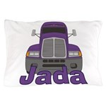 Trucker Jada Pillow Case