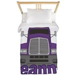 Trucker Jeanne Twin Duvet