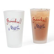 baseballmomglov.png Drinking Glass