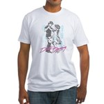 Dirty Dancing Dance Moves Fitted T-Shirt