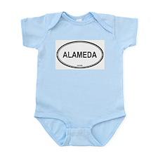 Alameda (California) Infant Creeper