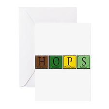 Periodic-BOCK.png Greeting Cards (Pk of 10)