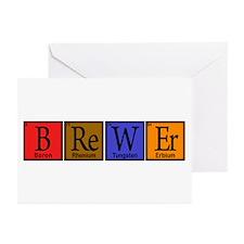 Periodic-BOCK.png Greeting Cards (Pk of 20)