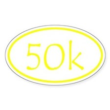 Yellow Ultra Marathon Distance 50 Kilometers