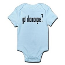 gotChampagne.png Infant Bodysuit
