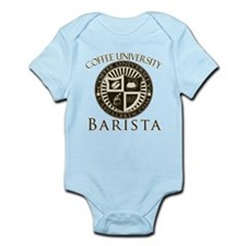 Coffee U Barista Infant Bodysuit
