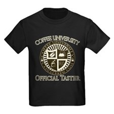 Official Coffee Taster T