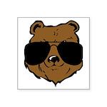 Sullivan Carved Metal Mico the Bear