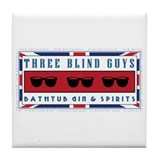 Three Blind Guys Coaster