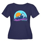 Dirty Dancing Kellerman's Women's Plus Size Tee