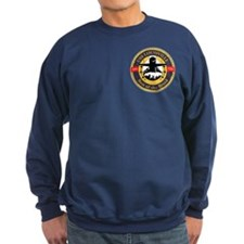2-Sided Navy Submariner Sweatshirt (dark)