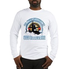 Navy Submariner SSN-724 Long Sleeve T-Shirt