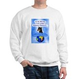 Miniature Pinscher (BlkTan, Crop'd) Sweatshirt