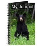 Black Bear pointing Journal