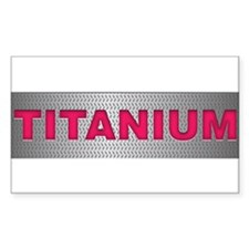 I am Titanium Decal