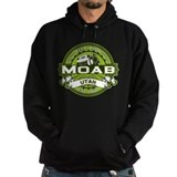 Moab Green Hoody