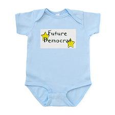 Future Democrat Infant Creeper