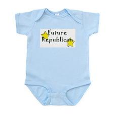 Future Republican Infant Creeper
