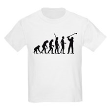 Evolution Golf C 1c.png T-Shirt