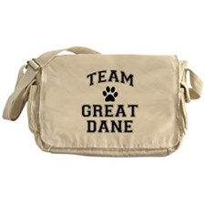 Team Great Dane Messenger Bag
