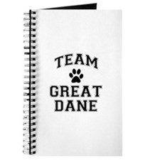 Team Great Dane Journal