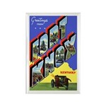 Fort Knox Kentucky Rectangle Magnet