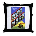 Fort Knox Kentucky Throw Pillow