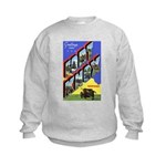 Fort Knox Kentucky (Front) Kids Sweatshirt