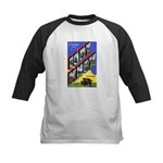 Fort Knox Kentucky Kids Baseball Jersey