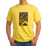 Fort Knox Kentucky Yellow T-Shirt