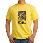 Fort Knox Kentucky Yellow T-Shirt