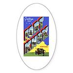 Fort Knox Kentucky Oval Sticker