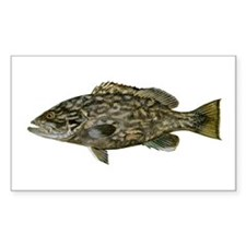 Grouper Decal