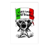 Vittorie dell'Italia Postcards (Package of 8)