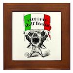 Vittorie dell'Italia Framed Tile