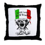 Vittorie dell'Italia Throw Pillow